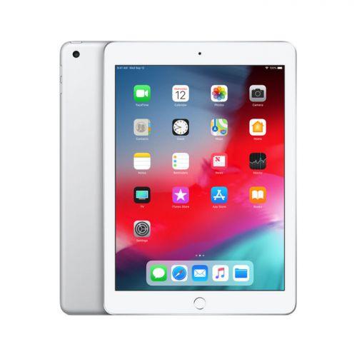 Планшет Apple iPad Wi-Fi + LTE 128GB Silver (MR732) 2018
