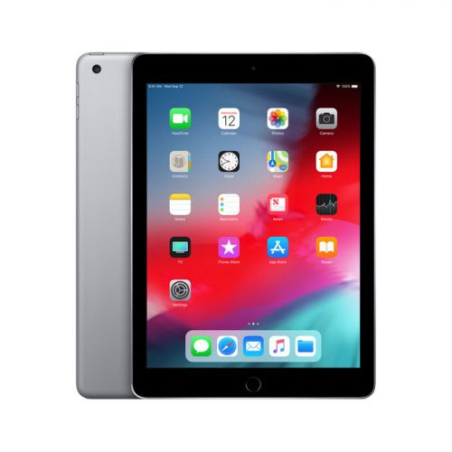 Планшет Apple iPad Wi-Fi 128GB Space Gray (MR7J2) 2018