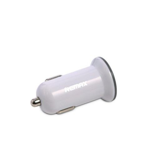 Прикурювач Remax Mini 2.1a 2xUSB (White)