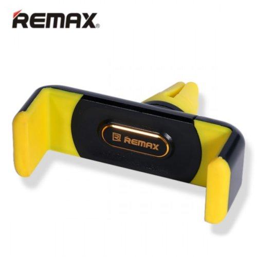 Автотримач Remax (Black-Yellow)