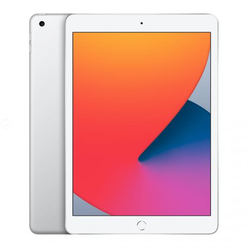 Планшет Apple iPad 10.2 128GB Silver 2020