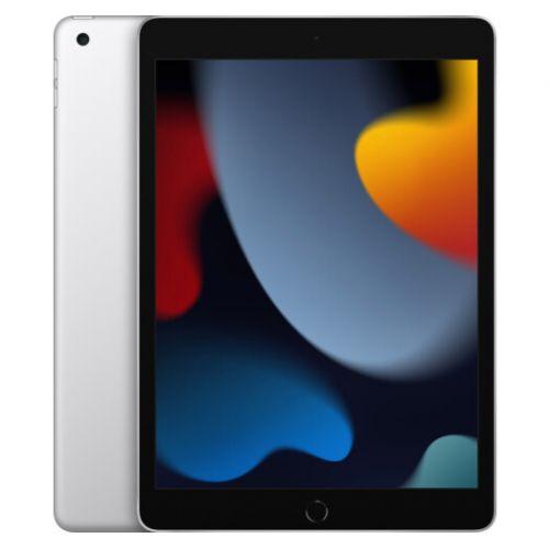 """iPad 10.2"""" (9 Gen) 64GB Wi-Fi + Cellular Silver 2021 (MK493)"""