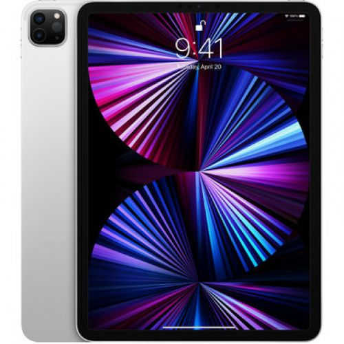 Apple iPad Pro 12.9 2021, 128GB, Silver, Wi-Fi + LTE (MHR53)