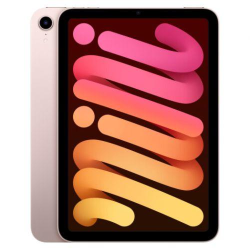 iPad Mini (6 Gen) 256GB Wi-Fi + Cellular 2021 Pink (MLX93)