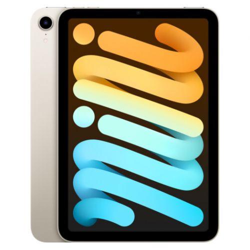 iPad Mini (6 Gen) 64GB Wi-Fi + Cellular 2021 Starlight
