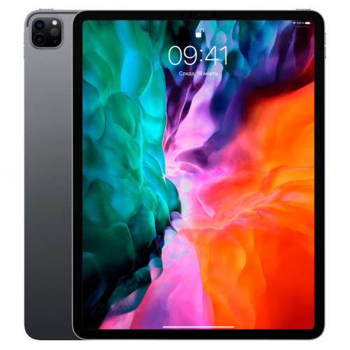 Планшет Apple iPad Pro 12.9 2020, 1TB, Space Gray, Wi-Fi + LTE
