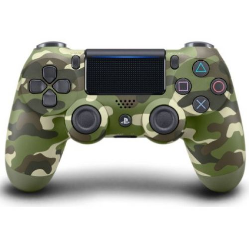 PlayStation Dualshock 4 V2 Green Camo