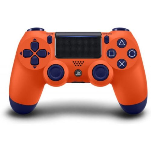 PlayStation Dualshock 4 V2 Sunset Orange