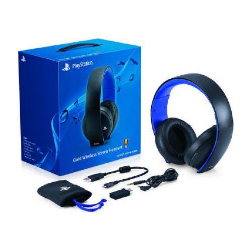 Гарнітура PlayStation 4 Wireless Stereo Headset 2.0