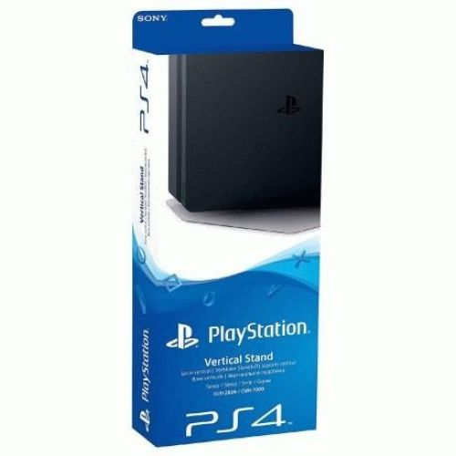 Вертикальна підставка для PS4 Pro/Slim Black