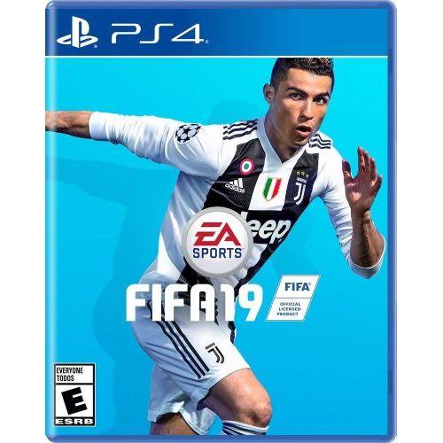 Гра PS4 FIFA 2019
