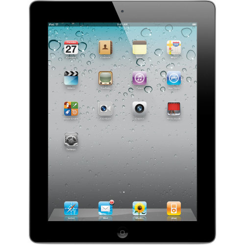 Apple iPad 2 Wi-Fi 32GB Black бу Стан А-