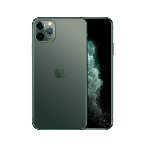 iPhone 11 Pro Max 256GB Dual SIM (Midnight Green)