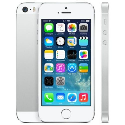 Apple iPhone 5s 64GB Silver бу
