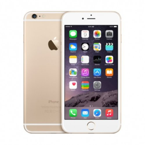 Apple iPhone 6 Plus 128GB Gold бу