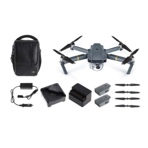 Квадрокоптер DJI Mavic Pro (Fly More Combo)