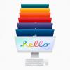 Apple iMac 24 with Retina 4.5K, 256GB, 8 CPU / 7 GPU Yellow (Z12S)