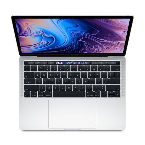 Apple MacBook Pro 13 Retina Silver with Touch Bar and Touch ID (MV9A2) 2019