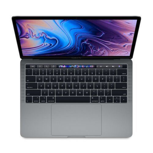 Apple MacBook Pro 13 Retina Space Gray with Touch Bar and Touch ID (MV962) 2019