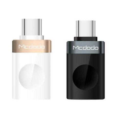 Адаптер McDodo MOT-194 USB-C to USB3.0 (Black)