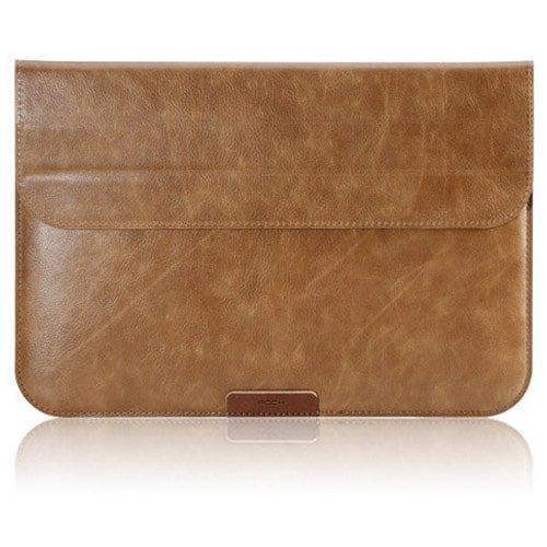 """Конверт Rock для MacBook 11"""" Sleeve Case (Brown)"""