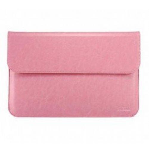 "Конверт iCarer для MacBook 13"" Genuine Leather Case (Pink)"