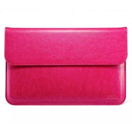 "Конверт iCarer для MacBook 13"" Genuine Leather Case (Rose)"