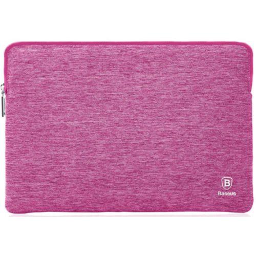 """Конверт Baseus для MacBook 13"""" Laptop Bag Series (Rose Red)"""