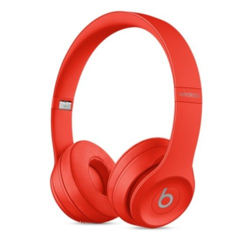 Beats by Dr. Dre Solo3 Wireless (PRODUCT) RED