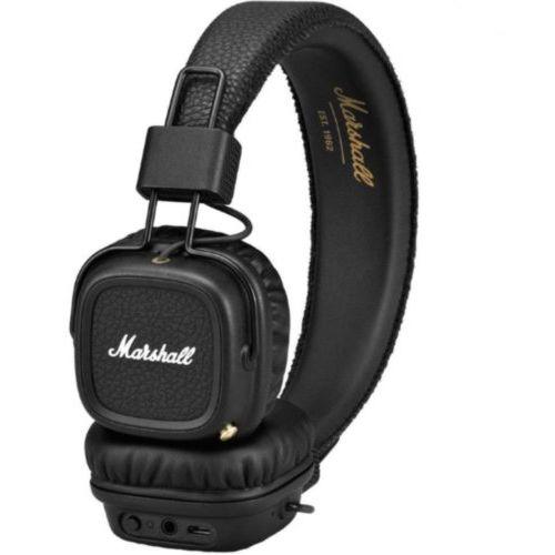 Навушники Marshall Headphones Major II Bluetooth Black (4091378)