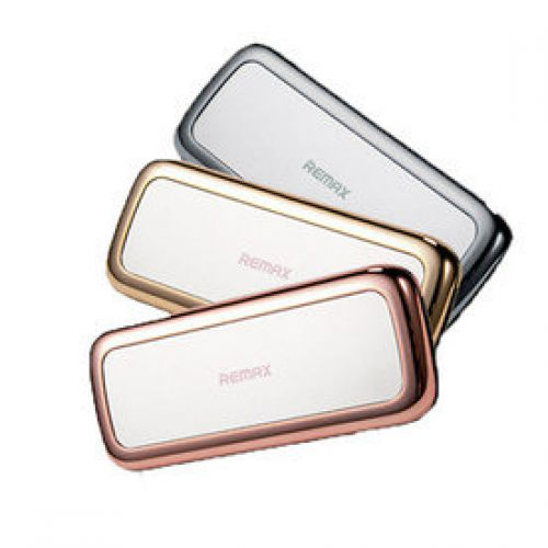 PowerBank Remax Mirror 5500mAh (Gray)