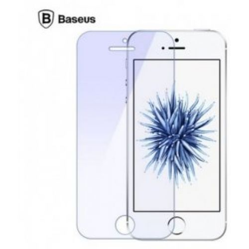 Захисне скло Baseus для iPhone 5/5S/5C/SE Anti Blue Light 0.2mm