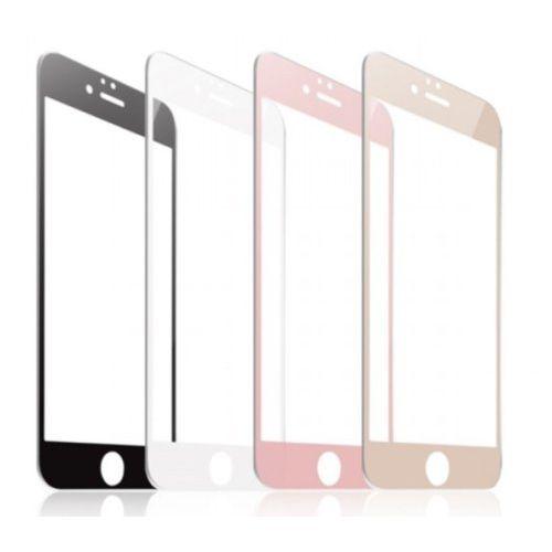 Захисне скло Devia для iPhone 6/6S Jade Full Cover 0.18mm + задня плівка (White)