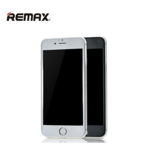 Захисне скло Remax для iPhone 6/6S Full Cover + задня плівка (Black)