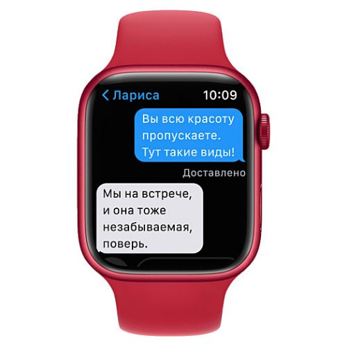 Apple Watch Series 7 45mm PRODUCT(RED) Aluminum Case