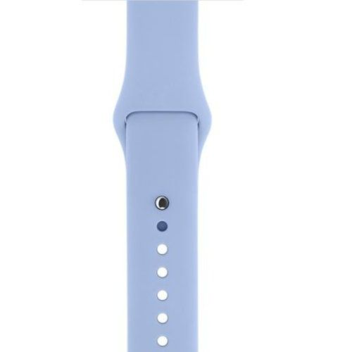 Ремінець для Apple Watch 38mm Sport Series 1:1 Original (Lilac)