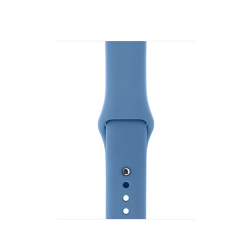 Ремінець для Apple Watch 38mm Sport Series 1:1 Original (Royal Blue)