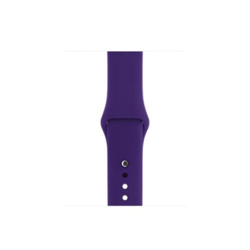 Ремінець для Apple Watch 38mm Sport Series 1:1 Original (Purple)