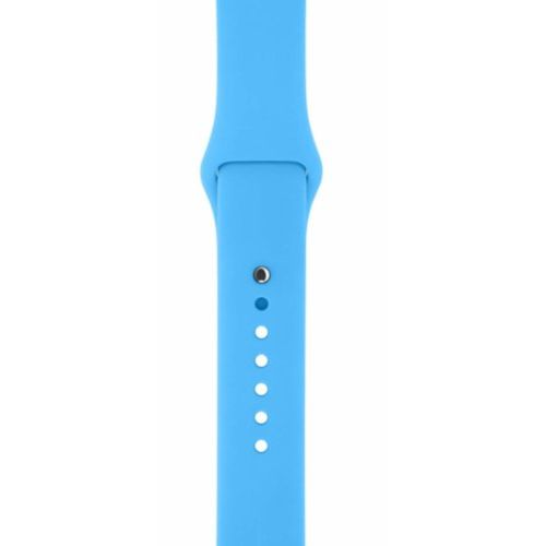 Ремінець для Apple Watch 42mm Sport Series 1:1 Original (Blue)