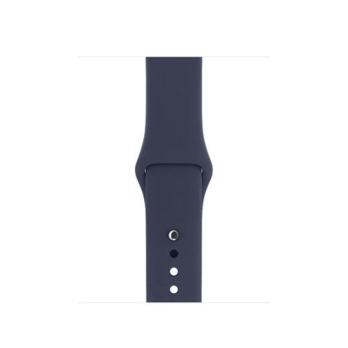 Ремінець для Apple Watch 38mm Sport Series 1:1 Original (Midnight Blue)