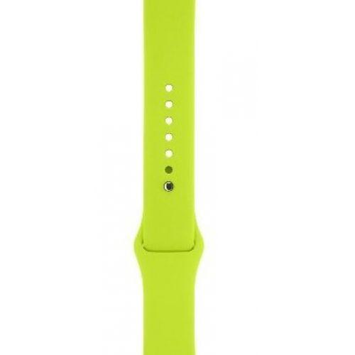 Ремінець для Apple Watch 38mm Sport Series 1:1 Original (Green)
