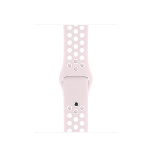 Ремінець для Apple Watch 38mm Nike Sport Series 1:1 Original (Pink-White)