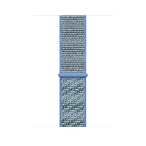 Ремінець для Apple Watch 38mm Sport Loop Series 1:1 Original (Midnight Blue)