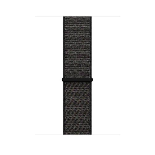 Ремінець для Apple Watch 38mm Sport Loop Series 1:1 Original (Black)