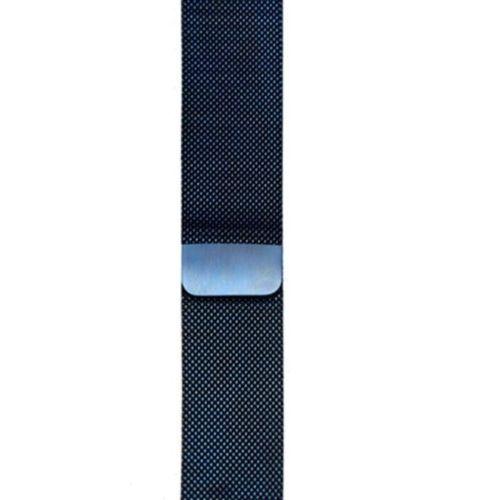 Ремінець для Apple Watch 38mm Milanes Series 1:1 Original (Blue)