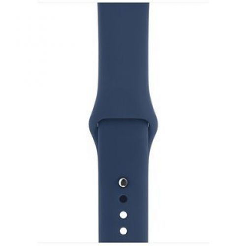 Ремінець для Apple Watch 42mm Sport Series 1:1 Original (Blue Cobalt)