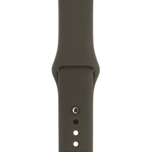Ремінець для Apple Watch 42mm Sport Series 1:1 Original (Cocoa)
