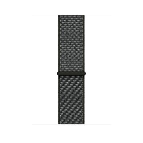 Ремінець для Apple Watch 42mm Sport Loop Series 1:1 Original (Dark Black)