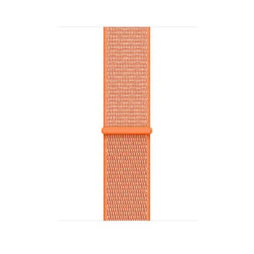 Ремінець для Apple Watch 42mm Sport Loop Series 1:1 Original (Spicy Orange)