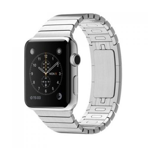 Ремінець для Apple Watch 42mm Link Bracelet Series 1:1 Original (Silver)